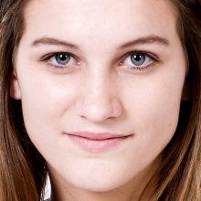 close-upfoto-meisje-amstelveen