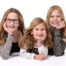 fotograaf zusjes studio