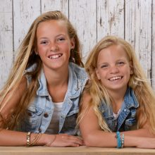 fotograaf langeraar zusjes fotografie
