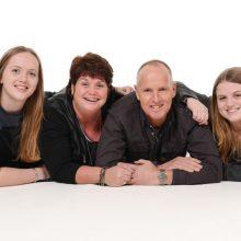 studiofotografie familieportret